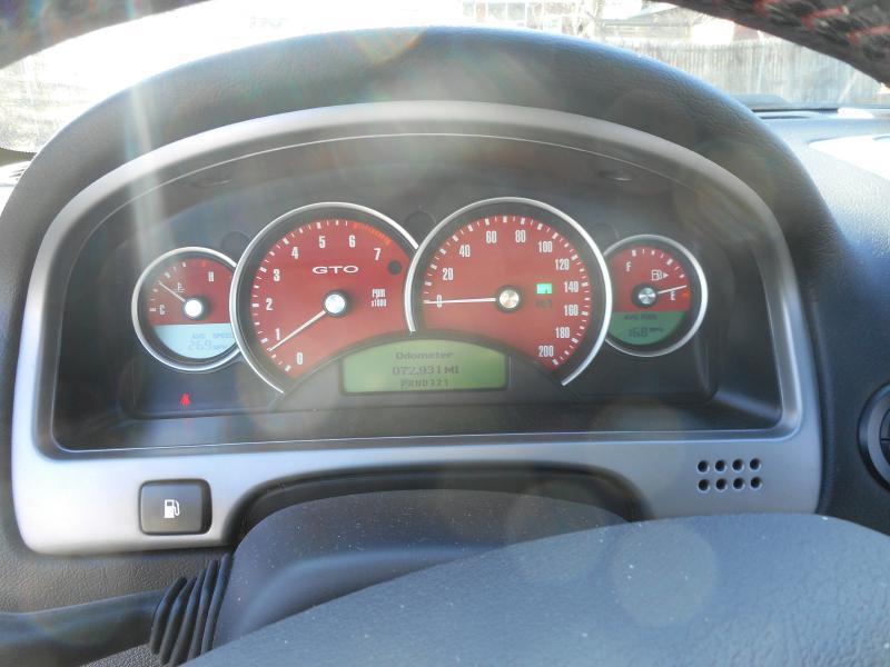 2004 Pontiac GTO for sale at Gasoline Alley Auto Sales in Winchester VA