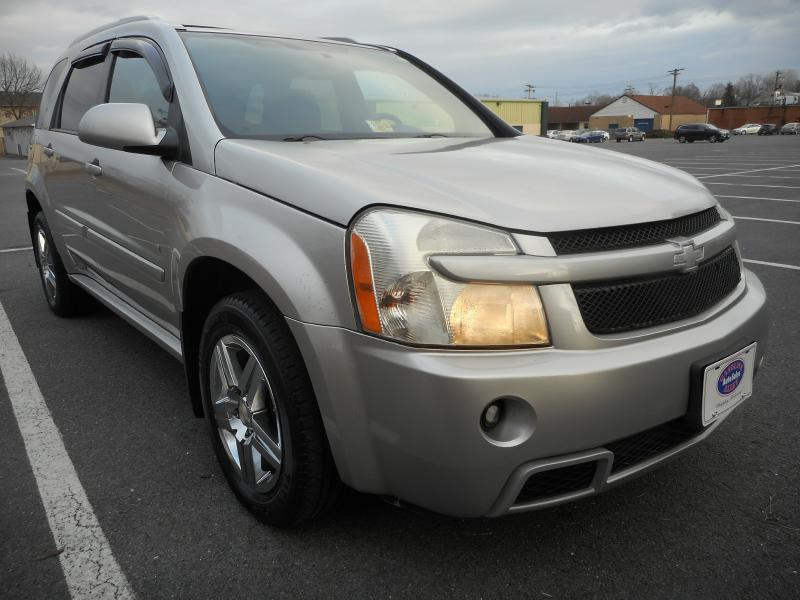 2008 Chevrolet Equinox for sale at Gasoline Alley Auto Sales in Winchester VA