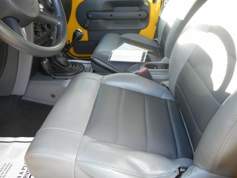 2008 Jeep Wrangler for sale at Gasoline Alley Auto Sales in Winchester VA