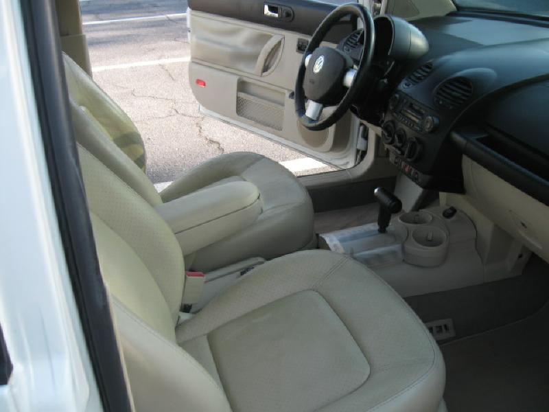 2002 Volkswagen New Beetle for sale at Gasoline Alley Auto Sales in Winchester VA