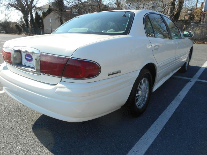 2002 Buick LeSabre for sale at Gasoline Alley Auto Sales in Winchester VA