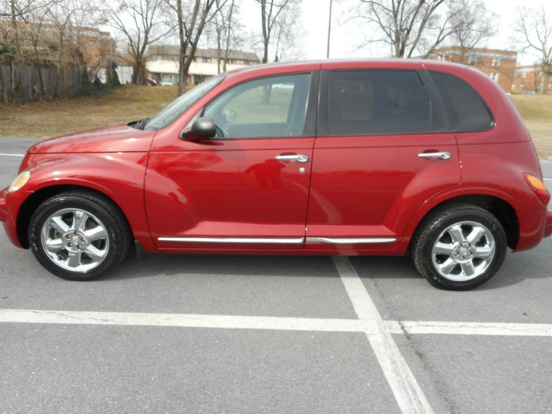 2004 Chrysler PT Cruiser for sale at Gasoline Alley Auto Sales in Winchester VA
