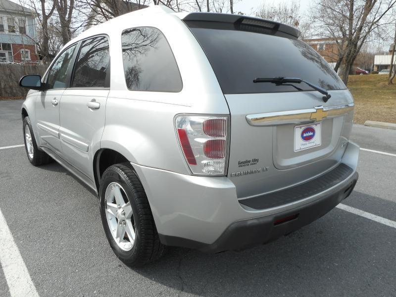 2005 Chevrolet Equinox for sale at Gasoline Alley Auto Sales in Winchester VA