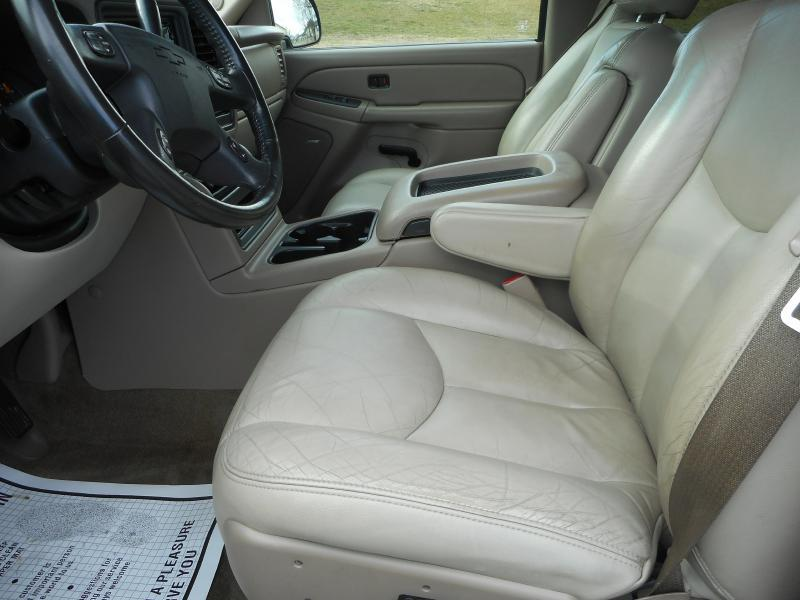2005 Chevrolet Tahoe for sale at Gasoline Alley Auto Sales in Winchester VA