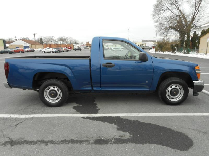 2006 Chevrolet Colorado for sale at Gasoline Alley Auto Sales in Winchester VA
