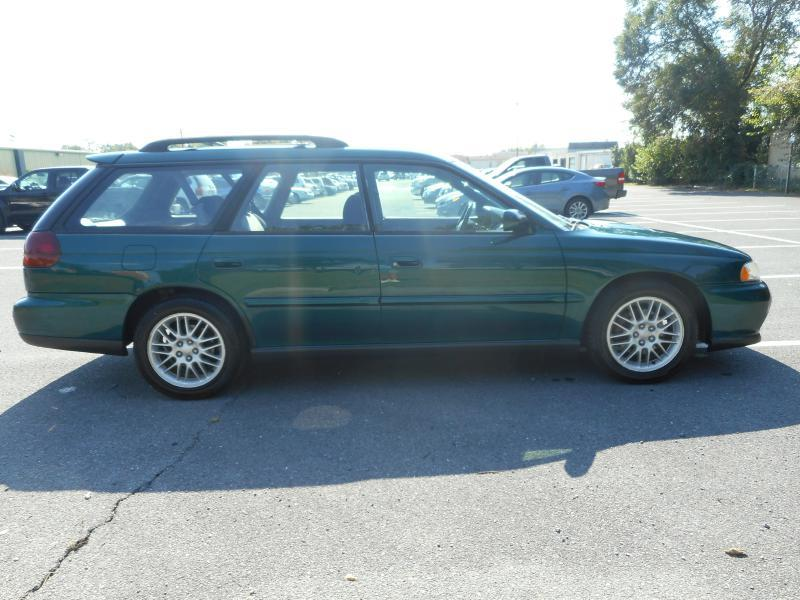 1999 Subaru Legacy for sale at Gasoline Alley Auto Sales in Winchester VA