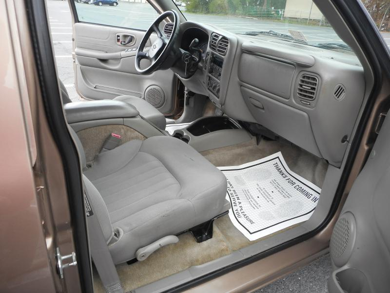 2004 Chevrolet Blazer for sale at Gasoline Alley Auto Sales in Winchester VA