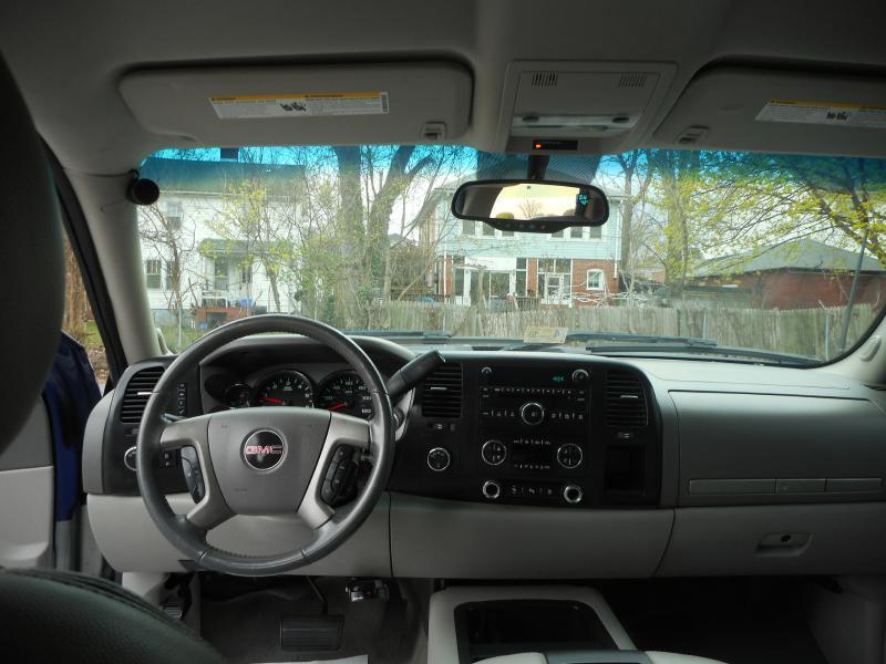 2008 GMC Sierra 1500 for sale at Gasoline Alley Auto Sales in Winchester VA