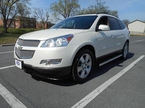 2012 Chevrolet Traverse for sale at Gasoline Alley Auto Sales in Winchester VA