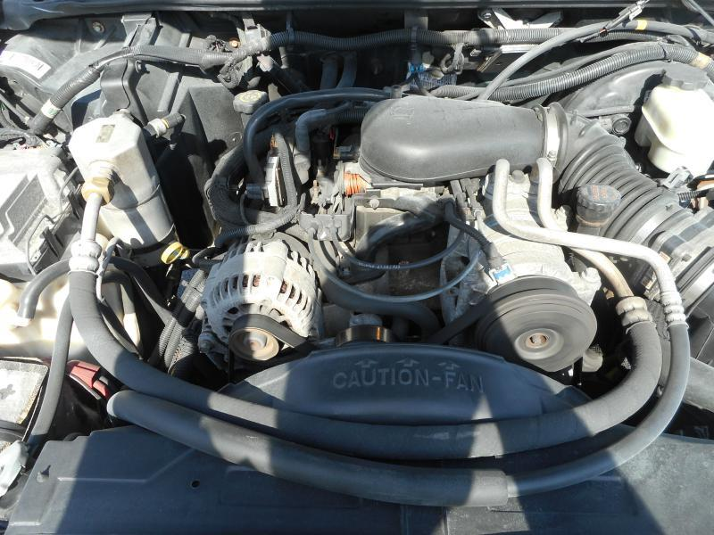 2002 Chevrolet Blazer for sale at Gasoline Alley Auto Sales in Winchester VA