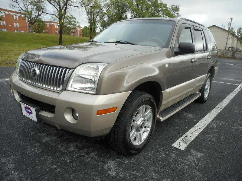 2004 Mercury Mountaineer for sale at Gasoline Alley Auto Sales in Winchester VA