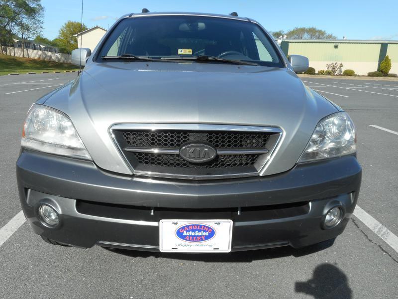 2003 Kia Sorento for sale at Gasoline Alley Auto Sales in Winchester VA