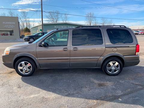 2005 Pontiac Montana SV6 for sale in Defiance, OH
