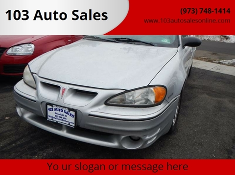 2004 Pontiac Grand Am for sale in Bloomfield, NJ