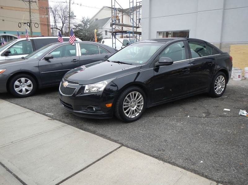 2012 Chevrolet Cruze for sale at 103 Auto Sales in Bloomfield NJ