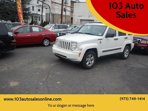 2010 Jeep Liberty for sale in Bloomfield, NJ