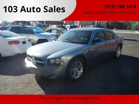 2007 Dodge Charger for sale at 103 Auto Sales in Bloomfield NJ