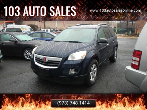 2008 Saturn Outlook for sale at 103 Auto Sales in Bloomfield NJ