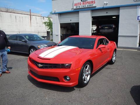 2012 Chevrolet Camaro for sale at 103 Auto Sales in Bloomfield NJ