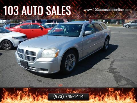 2005 Dodge Magnum for sale at 103 Auto Sales in Bloomfield NJ