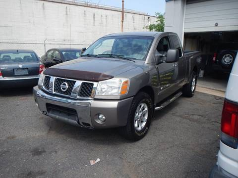 2006 Nissan Titan for sale at 103 Auto Sales in Bloomfield NJ