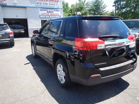 2013 GMC Terrain for sale at 103 Auto Sales in Bloomfield NJ