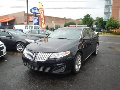2010 Lincoln MKS for sale at 103 Auto Sales in Bloomfield NJ