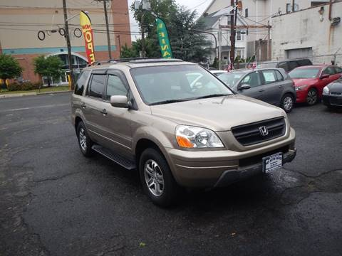 2005 Honda Pilot for sale at 103 Auto Sales in Bloomfield NJ