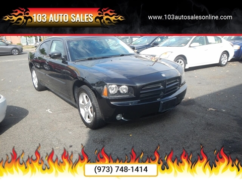 2009 Dodge Charger for sale at 103 Auto Sales in Bloomfield NJ