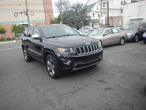 2014 Jeep Grand Cherokee for sale at 103 Auto Sales in Bloomfield NJ