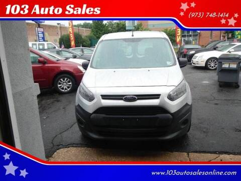2015 Ford Transit Connect Cargo for sale at 103 Auto Sales in Bloomfield NJ