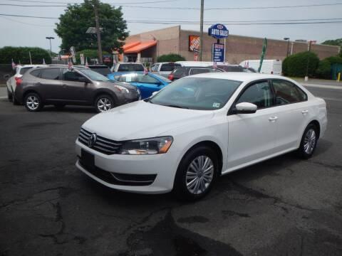 2015 Volkswagen Passat for sale at 103 Auto Sales in Bloomfield NJ