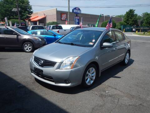 2011 Nissan Sentra for sale at 103 Auto Sales in Bloomfield NJ