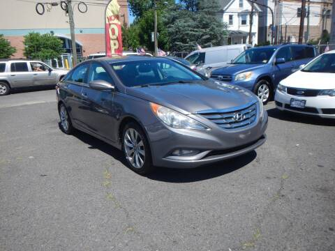 2011 Hyundai Sonata for sale at 103 Auto Sales in Bloomfield NJ