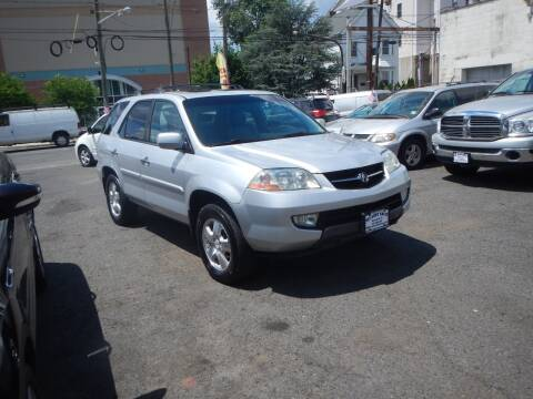 2003 Acura MDX for sale at 103 Auto Sales in Bloomfield NJ