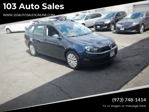2010 Volkswagen Jetta for sale at 103 Auto Sales in Bloomfield NJ