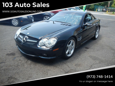 2003 Mercedes-Benz SL-Class for sale at 103 Auto Sales in Bloomfield NJ