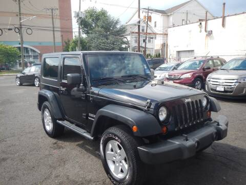 2010 Jeep Wrangler for sale at 103 Auto Sales in Bloomfield NJ