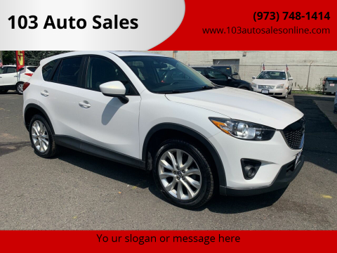 2014 Mazda CX-5 for sale at 103 Auto Sales in Bloomfield NJ