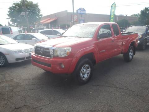 2006 Toyota Tacoma for sale at 103 Auto Sales in Bloomfield NJ