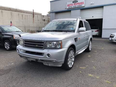 2006 Land Rover Range Rover Sport for sale at 103 Auto Sales in Bloomfield NJ