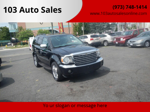 2008 Chrysler Aspen for sale at 103 Auto Sales in Bloomfield NJ