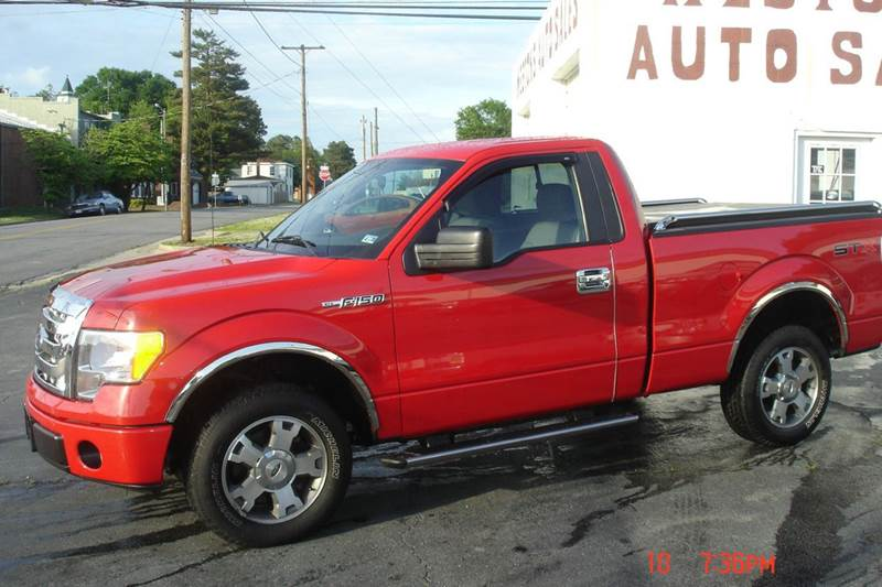 2010 Ford F-150 for sale at Weston's Auto Sales, Inc in Crewe VA