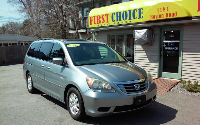 2008 Honda Odyssey EX-L 4dr Mini-Van - Haverhill MA
