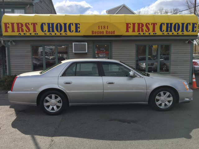 2006 Cadillac DTS Luxury II 4dr Sedan - Haverhill MA