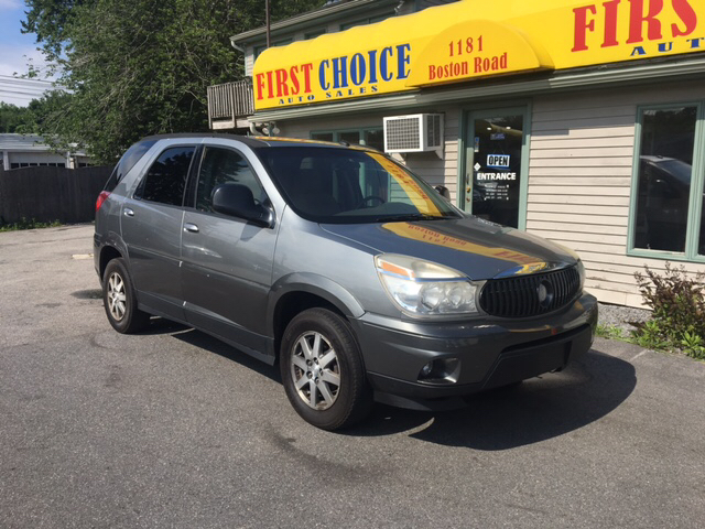2004 Buick Rendezvous CX 4dr SUV - Haverhill MA