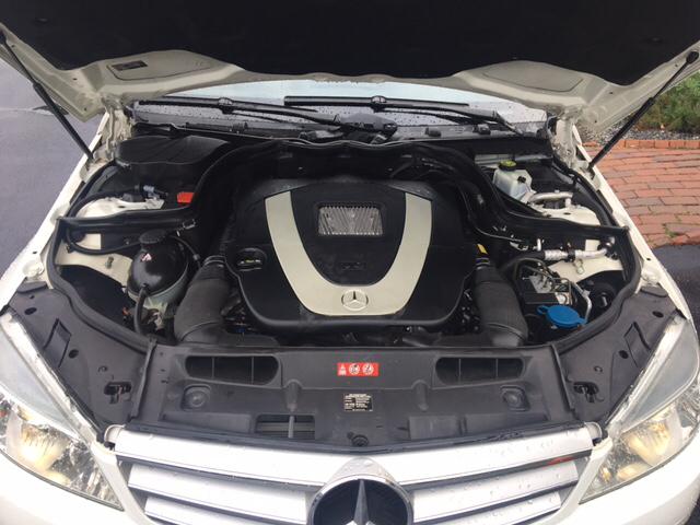 2009 Mercedes-Benz C-Class AWD C 300 Luxury 4MATIC 4dr Sedan - Haverhill MA