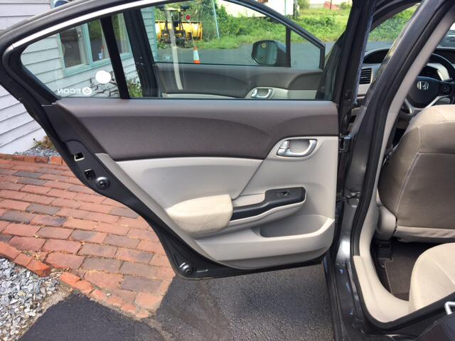 2012 Honda Civic EX 4dr Sedan - Haverhill MA