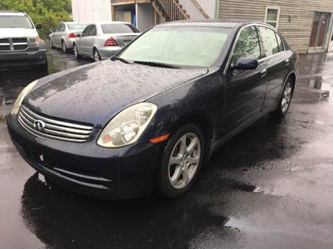 2004 Infiniti G35 for sale in Haverhill, MA