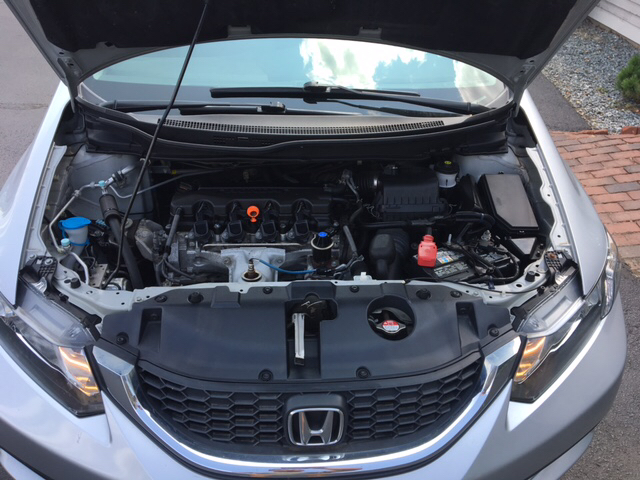 2014 Honda Civic LX 4dr Sedan CVT - Haverhill MA